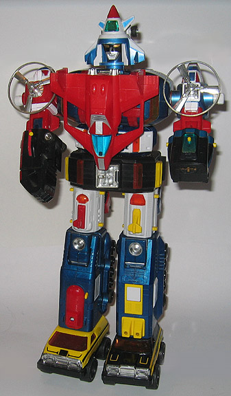 Best Voltron toy ever